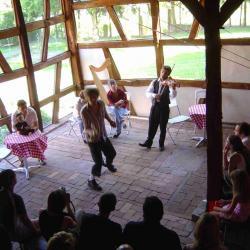 Théâtre, juin 2005
