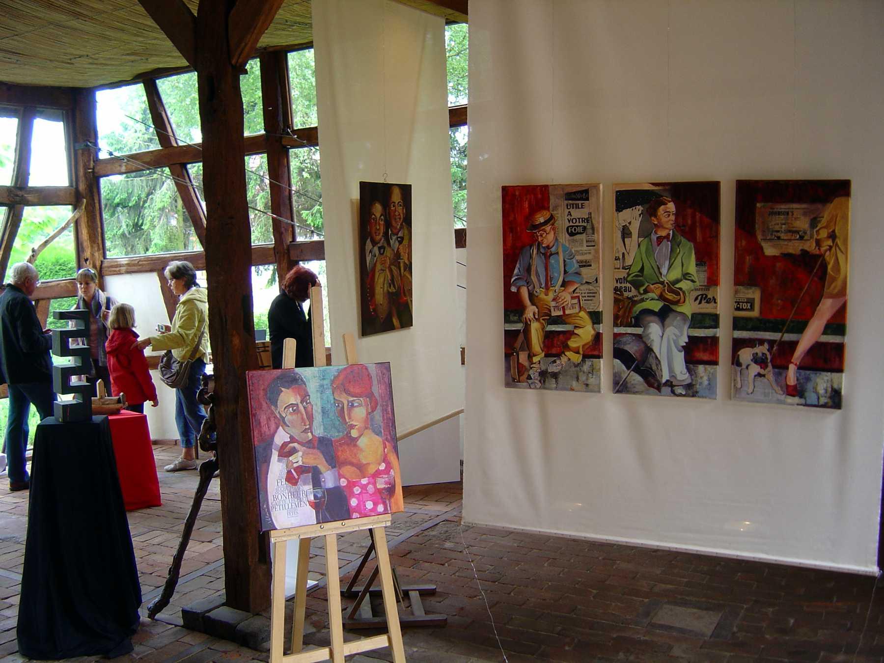 Expo juin 2008