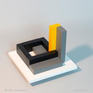 Archi-Mini 1B (top view) © Johannes BlonK