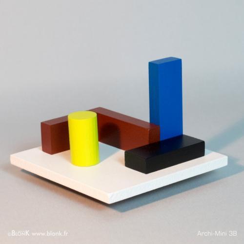 Archi-Mini 3B (voorkant R) © Johannes BlonK
