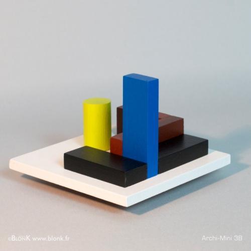 Archi-Mini 3B (achterkant) © Johannes BlonK