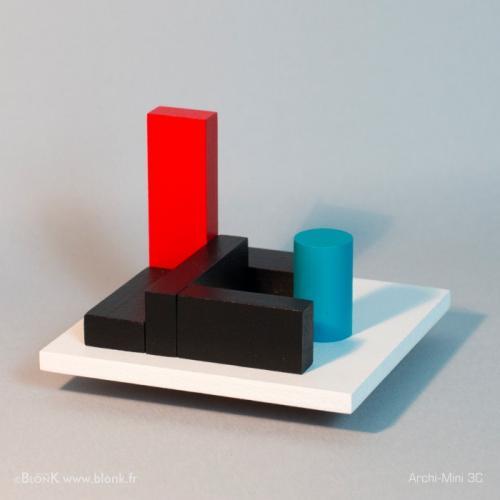Archi-Mini 3C (Left Side) © Johannes BlonK