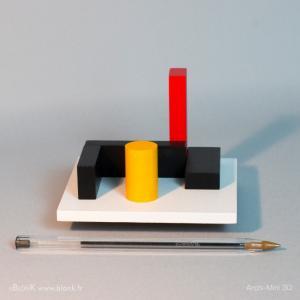 Archi-Mini 3D (ballpoint) © Johannes BlonK
