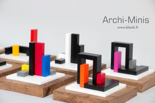 Archi-Minis © Johannes BlonK 2018