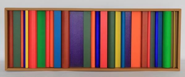 Bibliothèque Artistique © J. BlonK, 09 2013