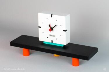 Blonk ClocK H1 (turned R 4:3) © Johannes BlonK 2019