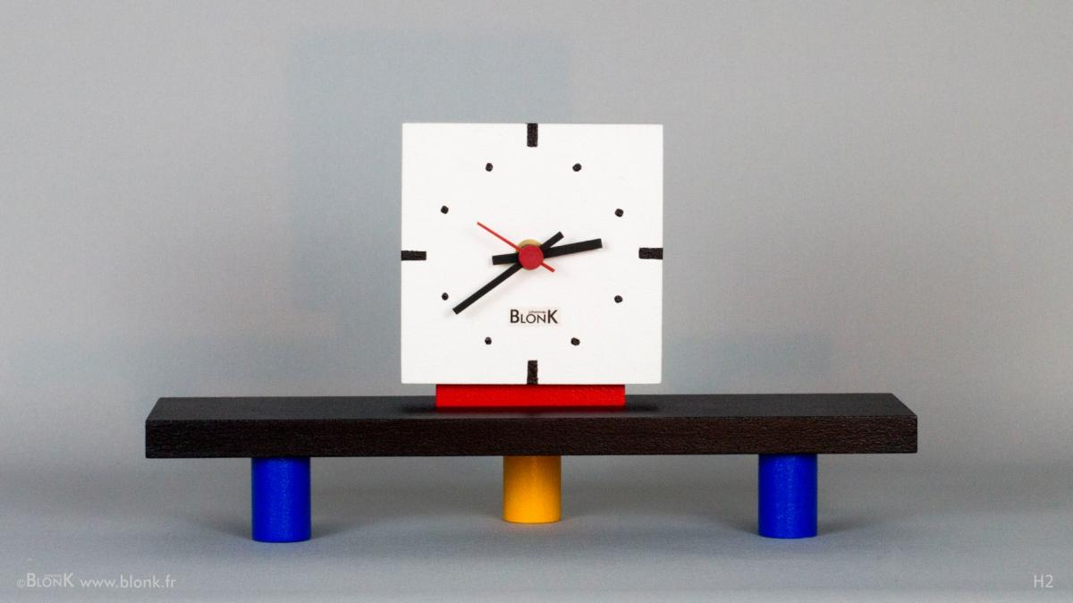 Blonk ClocK H2 (16:9) © Johannes BlonK 2019
