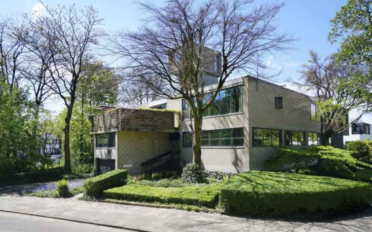 Dingemanshuys Utrecht NL