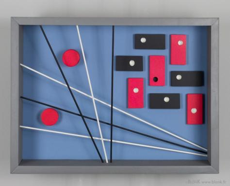 Equilibre Abstrait © Johannes BlonK