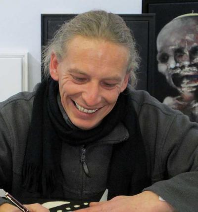Jean-Christophe Fischer - photo de l'artiste