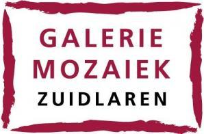 Logo galerie mozaiek zuidlaren