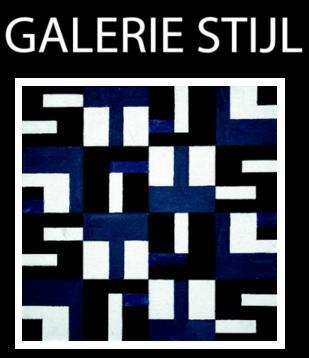 Logo galerie stijl