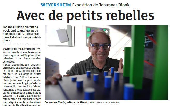 Op de Franse TV en in de kranten