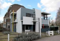 Rietveld-Schröder huis, Utrecht, NL