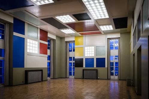 Aubette, community hall, Strasbourg 02-2014