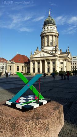 X de Johannes BlonK à Berlin, Franz.Dom