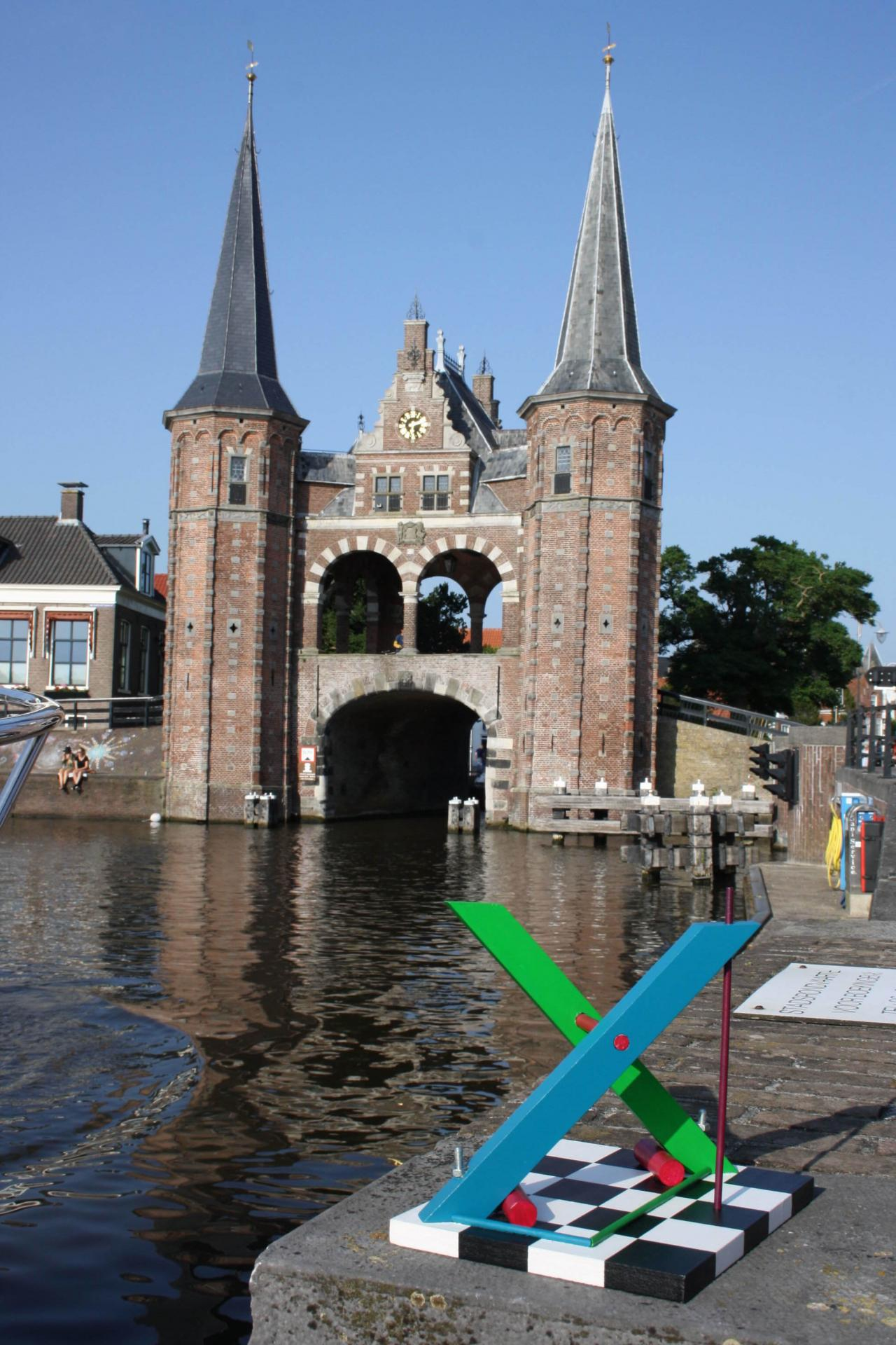 X by Johannes BlonK in Sneek, The Netherlands, 2015