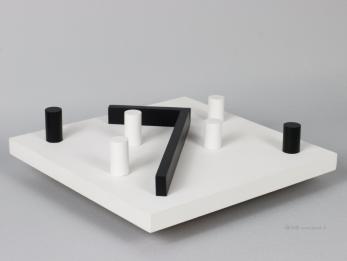 Zeitkunst (horizontaal als object geplaatst) © J. BlonK 2014